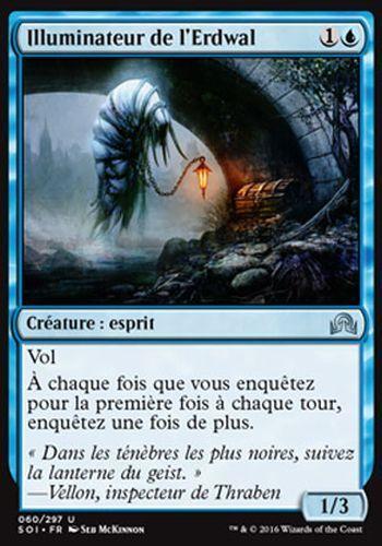▼▲▼ 2x Illuminateur de l/'Erdwal Erdwal Illuminator SOI #60 FRENCH Magic