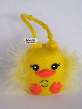 Bath Body Works Yellow Rubber Duck Light Up  Pocketbac Antibacterial Gel Holder