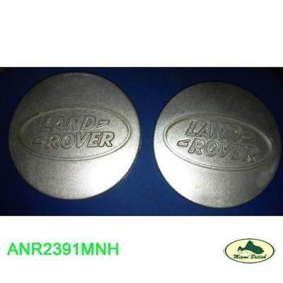 LAND ROVER DISCOVERY DEFENDER RANGE ROVER WHEEL CENTER CAP SET X4 ANR2391MNH NEW