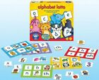 Orchard Toys 083 Alphabet LOTTO Kids Childrens Toddler Fun Learning Game 3 Yrs