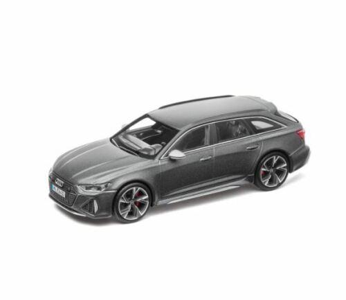 5012016231 Audi RS 6 RS6 Avant  Modellauto Miniatur 1:43 Daytonagrau grau Matt