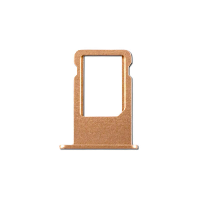 Gold SIM Card Tray for Apple iPhone 6 A1549, A1586, A1589