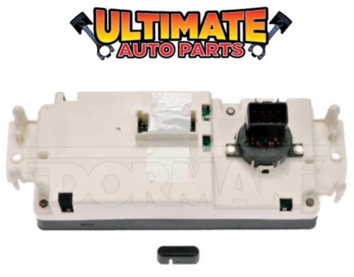 Temperature Climate Heater AC Control for 03-06 Chevy Tahoe Manual