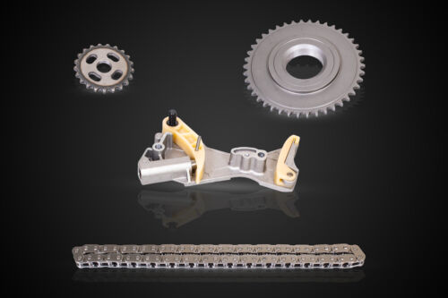 Kettensatz Kette Ölpumpe Ausgleichswellenmodul Skoda Superb II 2,0 TDI BMP NEU