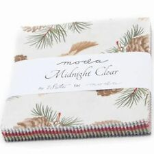 Midnight Clear Charm Pack by 3 Sisters for Moda Fabrics