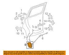 chevrolet gm oem 06 11 hhr rear door lock or actuator latch release 12V Relay Wiring Diagram chevrolet gm oem 06 11 hhr rear door lock or actuator latch release 20791794