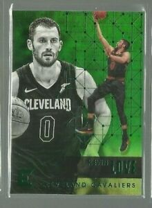 2017-18-Panini-Essentials-Green-98-Kevin-Love-ref-82550