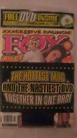 Fox June 2011 Magazine 176 With Dvd Included Gracie Glam Split Slit Eb632