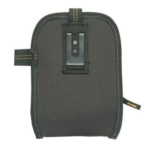 9 Poche Fermeture Éclair outil ceinture pochette avec Mousqueton Clip-Custom Leathercraft CLC 1504