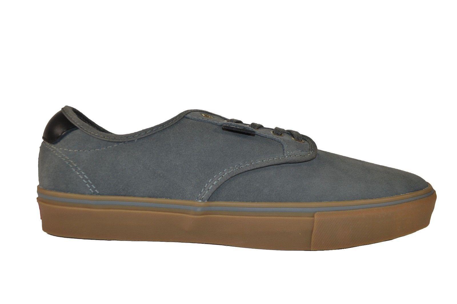 Vans CHIMA Skateboarding FERGUSON PRO Charcoal Gum Skateboarding CHIMA Discounted (503) Men's Shoes 434a50