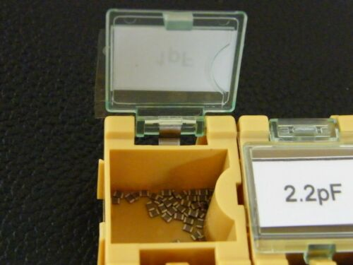 //-10/% Box Kit High Quality Taiwan Component 50value SMD 0805 Capacitor 2000pcs