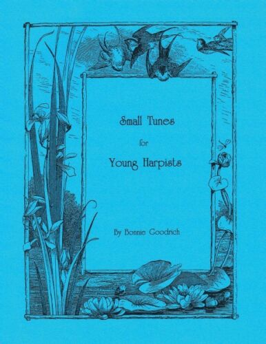 Small Tunes for Young Harpists Harp Book NEW 000121111