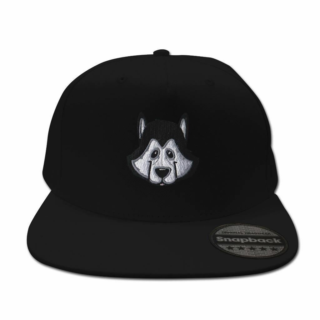 Casual Hat Hip Baseball Cap Ball Caps Adjustable Snapback Mens Hip Hat Hop Husky Dog 5ccea7
