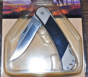 Details about Kershaw Wildcat Ridge 3140 folding knife made in Japan