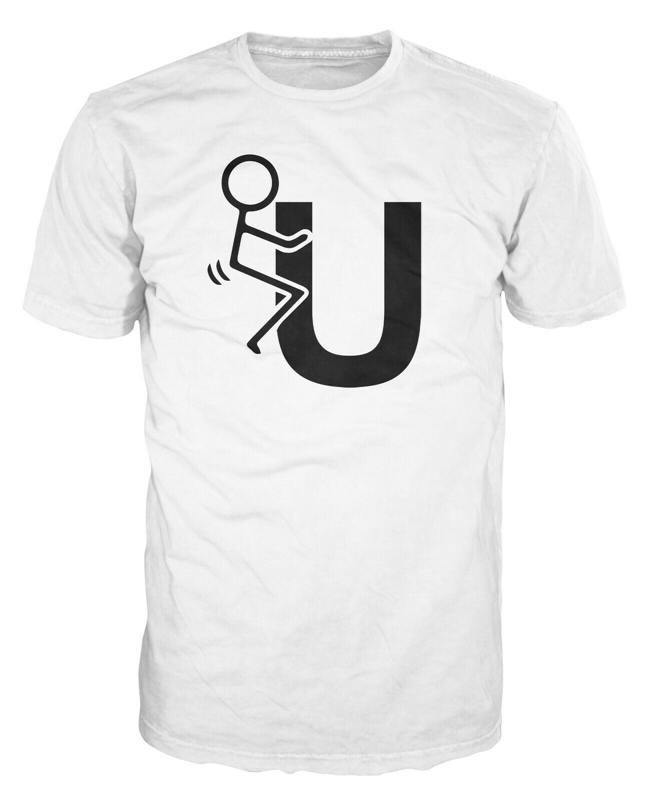 FAHQ Funny Rude Offensive Finger F*ck You Joke Party T-shirt
