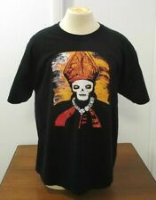 Adults New Halloween Scary//Angry Pirate Skull Graphic print short sleeve t-shirt