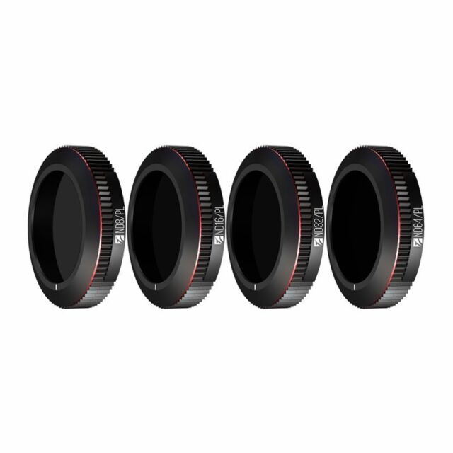 Freewell Gear 4-pack ND-PL Filters Bright Collection for DJI Mavic 2 Zoom