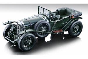 Bentley 3L #8 J.Duff / F.Clement winner LeMans 1924 - 1:18 Tecnomodel