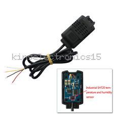 Sht20 Temperature Humidity Sensor Modbus Rs485 High Precision Transmitter New