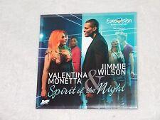 SAN MARINO EUROVISION 2017 VALENTINA MONETTA JIMMIE WILSON SPIRIT OF THE NIGHT