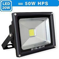 Byb 50 Watt Super Bright Outdoor Led Flood Light 150w Hps Bulb Equivalent Wat...