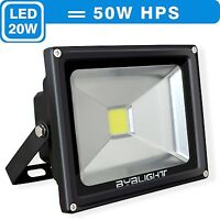 Byb 50 Watt Super Bright Outdoor Led Flood Light 150w Hps Bulb Equivalent Wat...