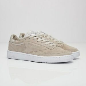 Reebok x United Arrows Beauty   Youth Club C 85 Sizes 5-6.5 Grey RRP ... b57b3396a