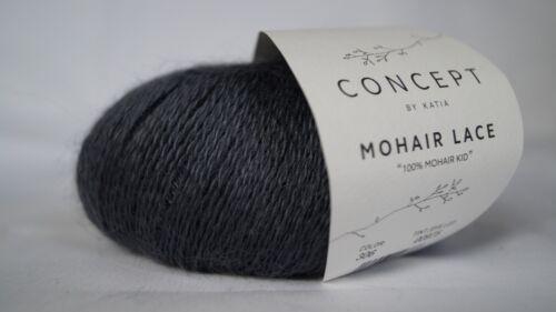 Mohair Lace 25g, Katia Concept