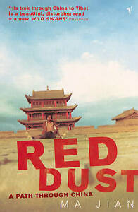 """VERY GOOD"" Red Dust, Jian, Ma, Book"