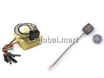 G85 OpenPilot Straight pin CC3D EVO Flight Controller + OP GPS Quad Multi copter