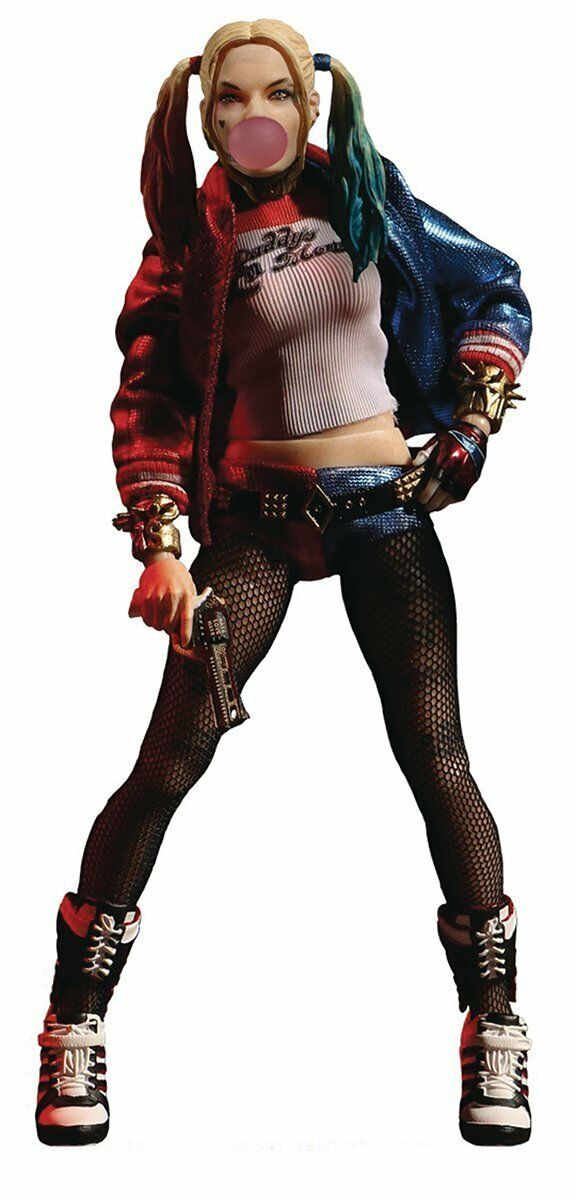 Suicide Squad Harley Quinn One 12 Collective Action Figure