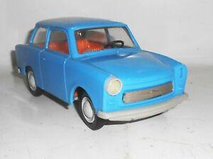 Anker-blauer-Trabant-Trabi-Schwungrad-Antrieb-DDR-Spielzeug-Plaste