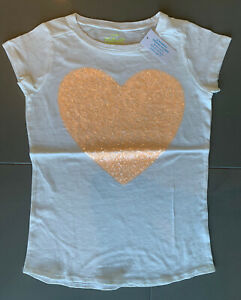 JCrew Girls T-Shirt Size 12 Years Retails $35