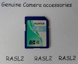 32GB Memory Card for Fuji FinePix S4200