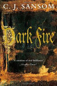 Dark Fire (The Shardlake Series),C. J. Sansom- 9780330450782