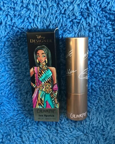 Colourpop Disney Designer Collection Lux Lipstick Jasmine MELB SELLER