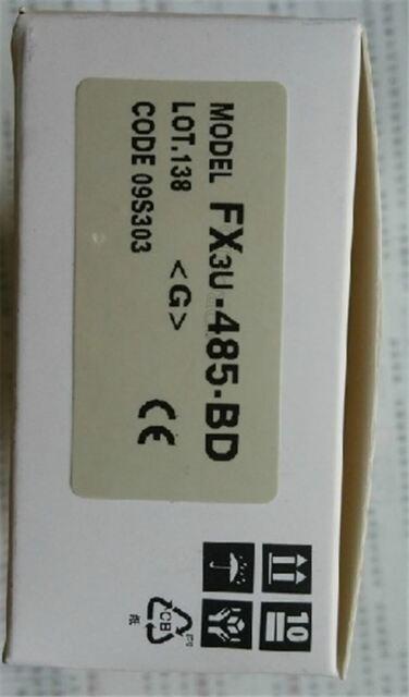 Mitsubishi Electric FX3U-485-BD FX3U485BD New