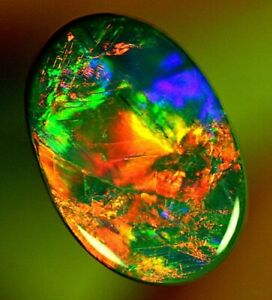 100-Natural-Welo-Fire-Ethiopian-Opal-Mix-Cabochon-Quality-Loose-Gemstones-GS-81