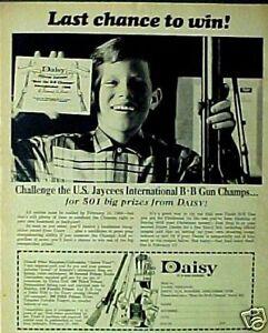 1968-Boys-Daisy-B-B-Pump-Gun-Air-Training-Rifle-Toy-AD