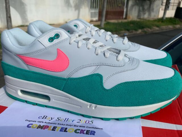 Nike Air Max 1 Summit White Sunset Pulse Shoes Best Price AH8145 106
