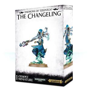 L'atelier des Jeux de Changeling Gw Warhammer Âge De Sigmar Démons Du Démon Du Chaos