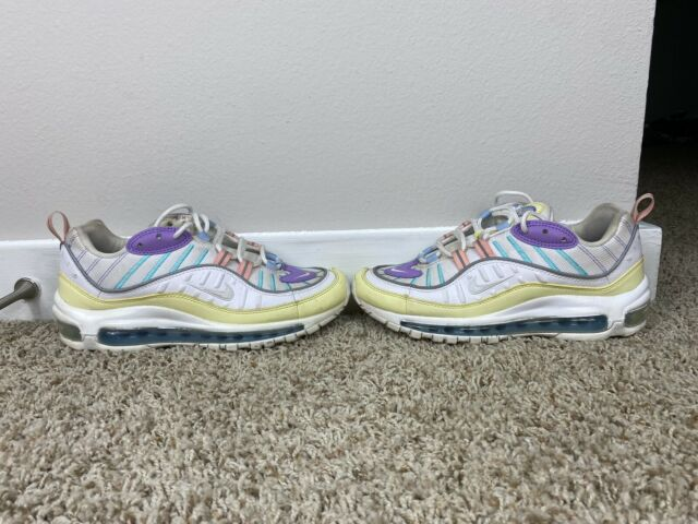 Size 8 - Nike Air Max 98 Easter Pastels for sale online | eBay