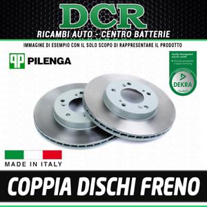 Coppia Dischi freno PILENGA 5035 FIAT LANCIA SEAT ZASTAVA