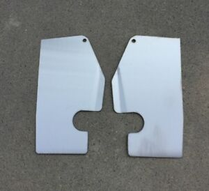 83-88-Monte-Carlo-SS-NEW-Stainless-Steel-Headlight-Opening-Filler-Panel-Set