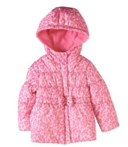 5e06077ce303 Toddler Girl Child of Mine by Carter s Puffer Jacket Winter Coat ...