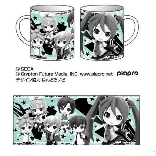 Vocaloid Future Mirai Project Group Cospa Coffee Mug Cup Anime Mug NEW