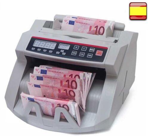 Contador Detector de billetes falsos automatico lcd para Billetes nuevos
