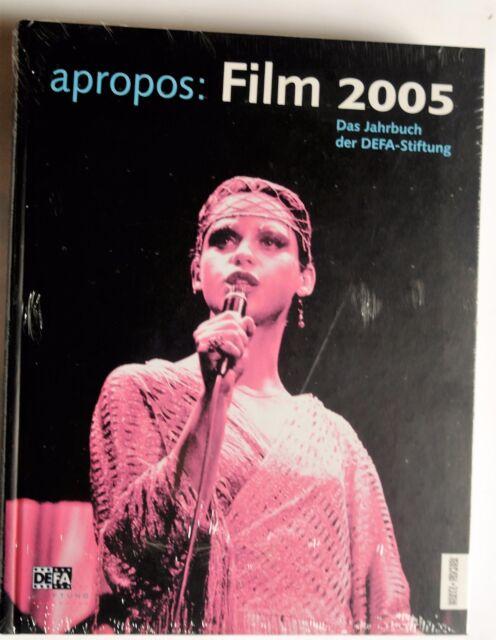 Z080 - apropos Film 2005 - Das jahrbuch der DEFA-Stiftung (OVP)