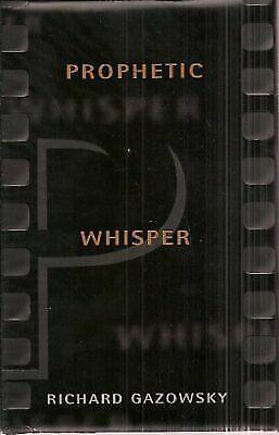 Prophetic Whisper By Richard Gazowsky 1998 Book For Sale Online Ebay