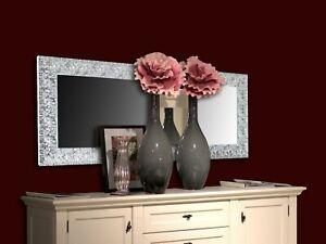 Specchio Design Moderno Camera Da Letto.Specchio Moderno Da Parete Argento Camera Da Letto Bagno